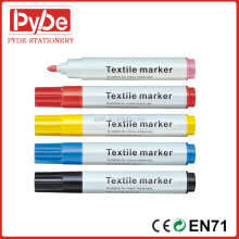 Permanent Textile fabric marker pen for T - SHIRT marker