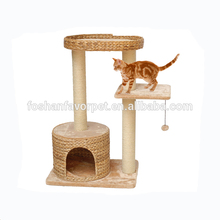 Best selling products 2017 top quality wholesale funny cat tree