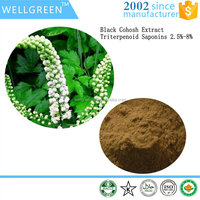Popular Product Cimicifuga Foetida L./ Black Cohosh Extract / Triterpene Glycosides 2.5% 5% 8%