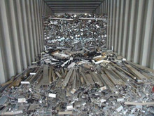 Aluminum Scrap for sale 2015