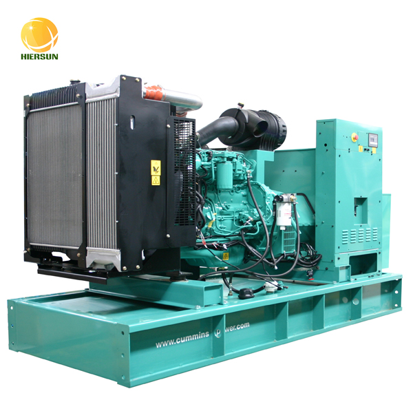 60hz 350kw/437kva Powered by Cummins electric generator