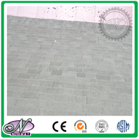 Standard single layer decorative laminated asphalt roofing shingle with high quality