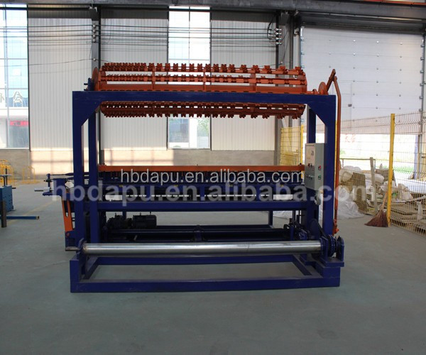 full automatic grassland field fence machine factory