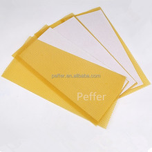 Buy beeswax Food grade quality wax foundation sheet wax bee foundation from China