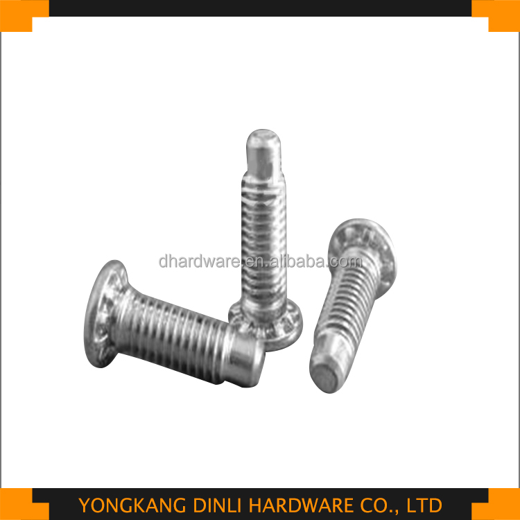 stainless steel hex screw bolt nut
