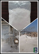 High purity quartz sand clear silica sand
