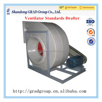 low price duct exhaust dust centrifugal fan