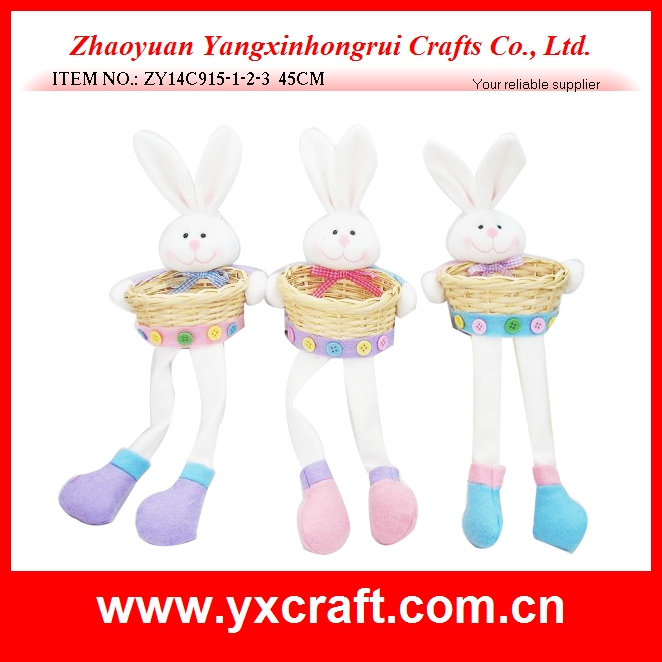 Easter decoration (ZY14C915-1-2-3 45CM) Easter Occasion and Party Decoration Event & Party Item Type Easter Bunny