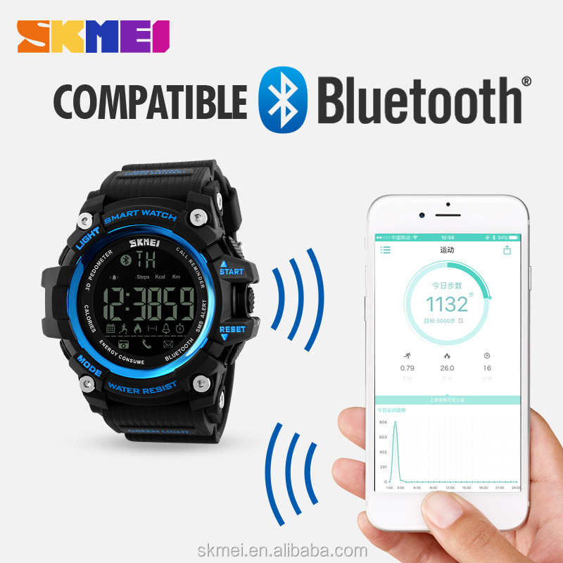 Wholesale price bluetooth smart watch accept paypal payment way