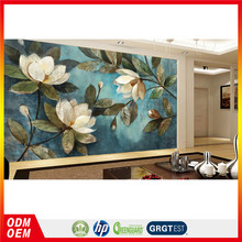 Retro Kamelie ölgemälde Dekorative Malerei Wandaufkleber Wandbilder Für  Wohnzimmer Dekorative