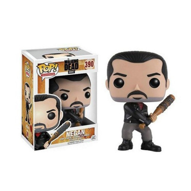 Funko POP151 Factory Direct FUNKO POP anime carton toy action PVC Figure The Walking Dead Funko pop packing box design