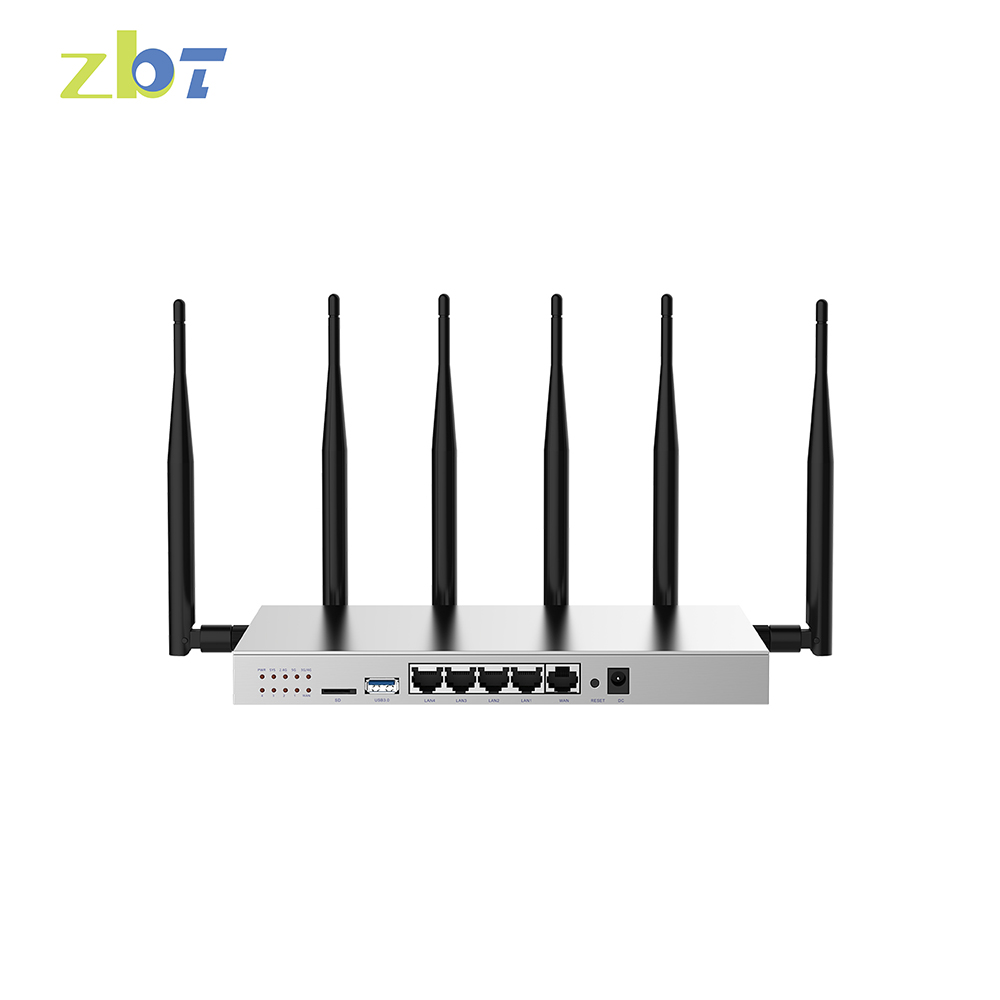 1200 mbps openwrt 4g lte wireless router ac