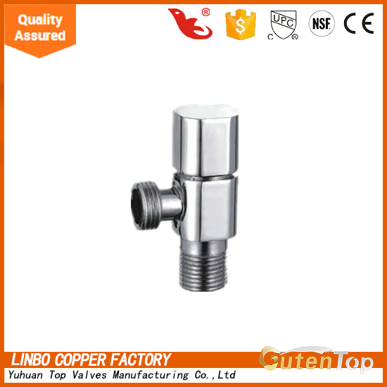 2016YuHuan LinBo water, gas,oil Media and Hydraulic Power grinnell Angle valves