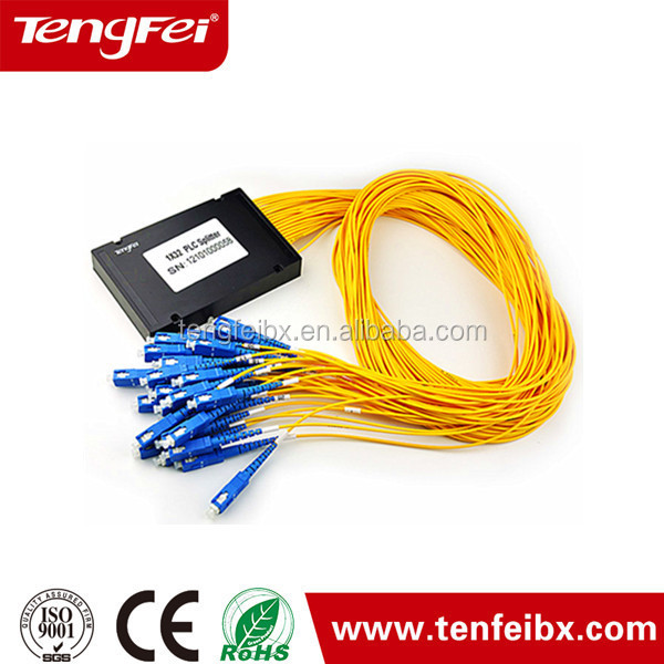 Popular price with best quality SC connector 1 8 fiber optic splitter