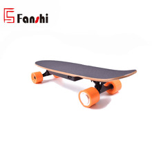 Body Control Weight Sensing 150W Motor fish sharp Body Gravity Induction Electric Skateboard