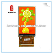 Latest 3.2inch cog 128x64 mono lcd displays for portable device and nokia 3110c