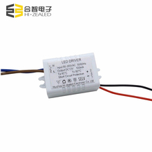 factory led driver 6w 12v 3.3v dc IP20 CE FCC ROHS approved switching power supply