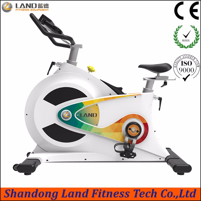 Second hand gym equipment ISO 9001 Certified Fitness Machines/ Spinning Bike