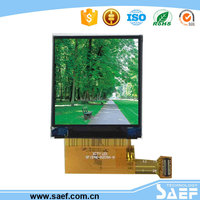 IPS wide viewing lcd display 1.54 inch 240* (RGB )*240 /MCU interface TFT screen for smart watch