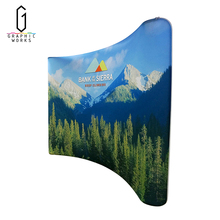 Newly invented new products large tension fabric display