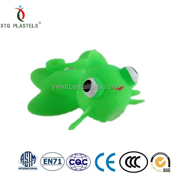 High Quality New Eco-friendly Design Silicone Pet Toys fish toy