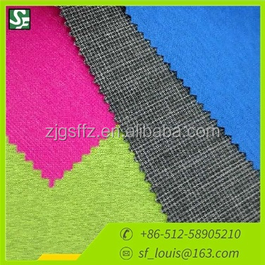 Cation Dyeable Polyester stretch fabric elastic fabric