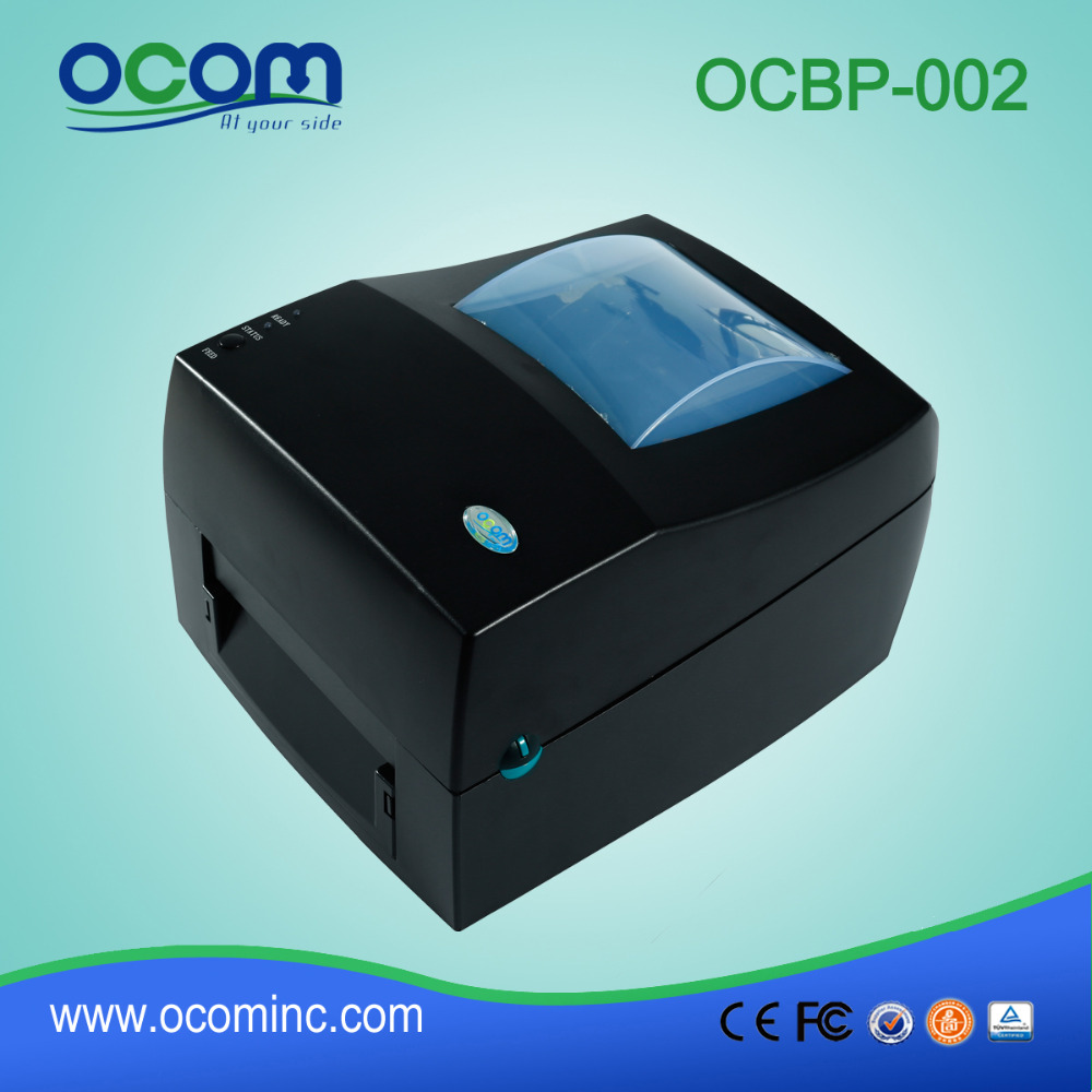 thermal label printer with anto cutter