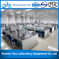 High lab grade phenolic resin worktop lab furniture
