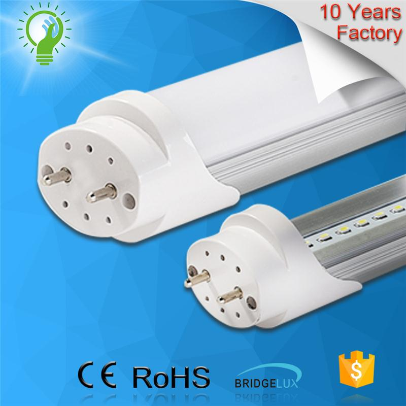 Hot sale CE ROHS Approved 183lm/w free pom chinese tube8 led light tueb
