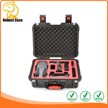 High Quality Waterproof Shockproof New Design Plastic Carrying Case for Dji Mavic Pro with foam