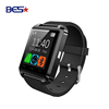 Promotion new arrive android u8 smart watch
