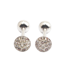 Custom Logo High quality 316L Stainless Steel Fake Spikes Flesh Ear Plugs Piercing Jewelry