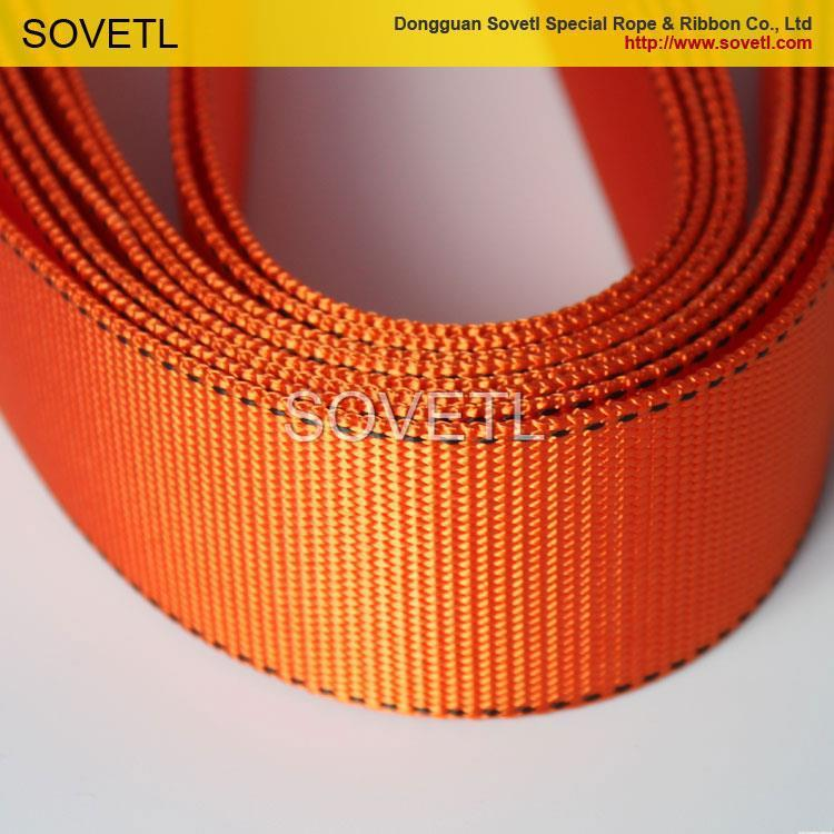 Promotional hot sale decorative patterned nylon webbing