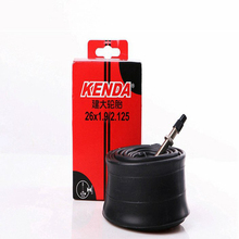 Bicycle spare parts Chinese supplier KENDA Rubber mountain bicycle tire tube