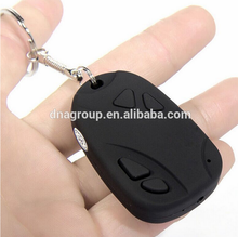 720*480 Mini dv key chain camera small hidden 808 car key micro camera 8GB/16GB