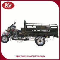 2015 Wholesale New Products Three Wheel Cargo Motorcycle/Iron Three Wheel Tricycle 150cc Air Cooled With Good Quality For Sale