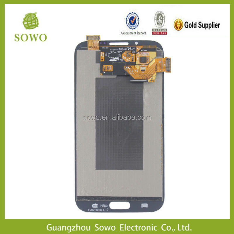 wholesale price for samsung note2 lcd n7100 lcd screen,for samsung note2 lcd screen digitizer