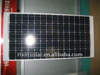 Good Quality 24V 120W Monostalline Silicon Solar Cell