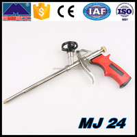 Good Quality Rubber Handle Metal Foam Pistol