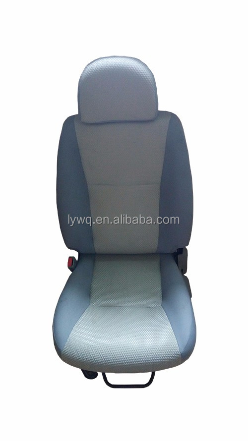 City bus driver seat