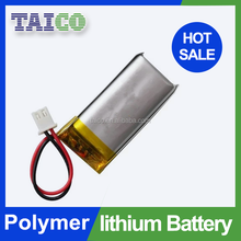 3.7V Battery Cell Li ion Battery Cell 350mAh For Heated Cable