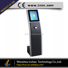 "17"" 19""LCD touch screen Advanced High-end multi-language electronic queue management system with best software"