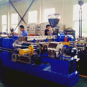 SHJ-35 lab twin screw extruder for PP/PE/PS/ABS/TPE/TPU/PVC/PA/PC/EVA