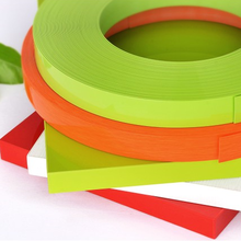American Standard Bicolor PVC edge banding with Competitive Price
