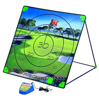 Patented Electronic Golf, Golf Chipping & Driving Target NeT