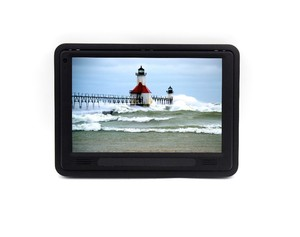 "10.1"" TFT monitor with 3G usb media player for advertising"