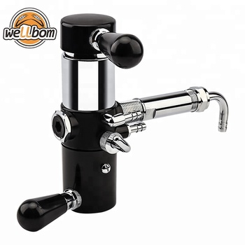 Beer Bottle Filler  de-foaming Beer Tap for Beer Bar China high quality economical plastic Homebrew