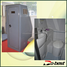 Bus/ Coach Fiberglass toilet, washing room