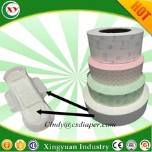 silicone release paper raw materials for sanitary napkins