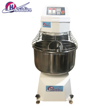commercial bakery equipment spiral dough mixer used for mix wheat flour for sale